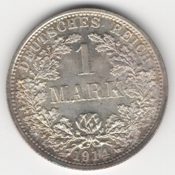 German Empire - 1 Mark