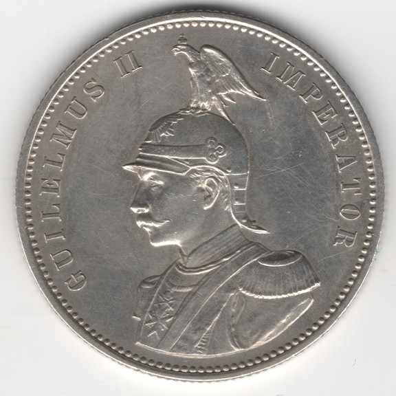 German East Africa - 1/2 Rupee