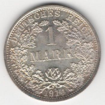 German Empire Coins