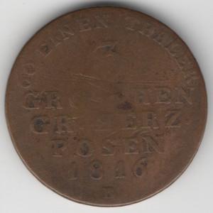 Posen provincial coins