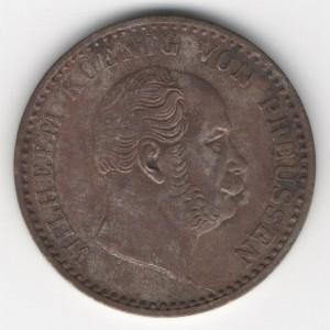 Prussia 2 1/2 Silbergroschen reverse