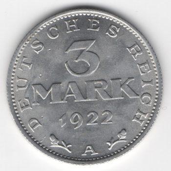 Weimar Republic Coins
