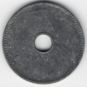 Reichskreditkassen 10 Reichspfennig 1940 A obverse