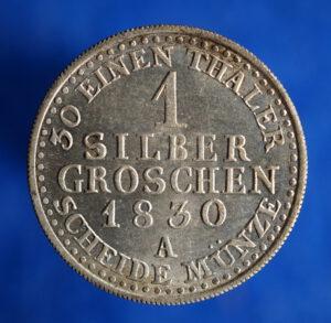 Prussia 1 Silbergroschen