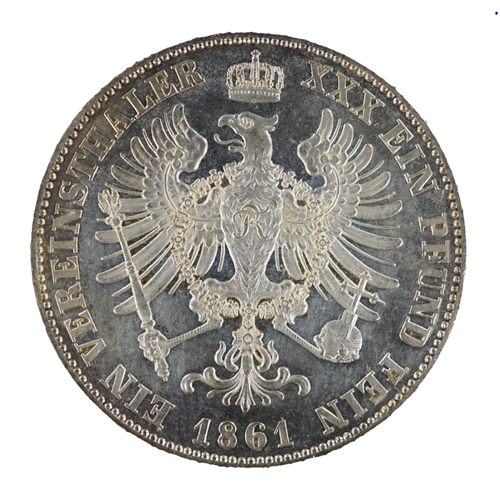 Prussian Coins